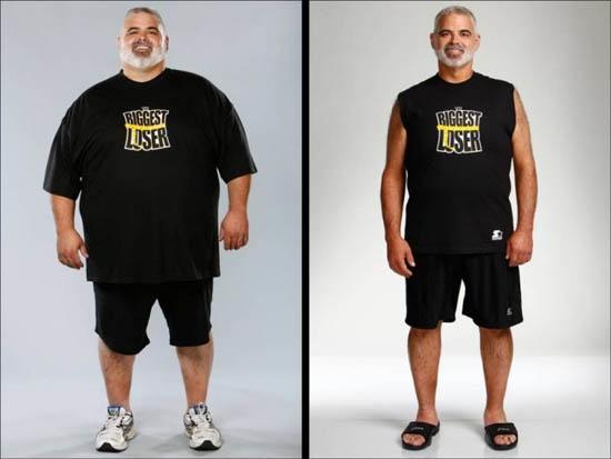 cuanto es el maximo de peso perdido en una semana