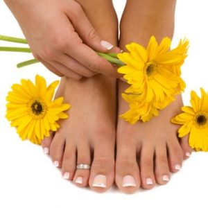 Consejos para unos pies sanos