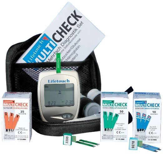 aparato para medición glucosa