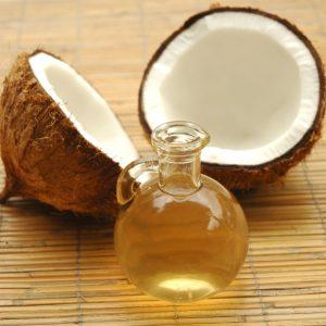 Los beneficios del oleo de coco