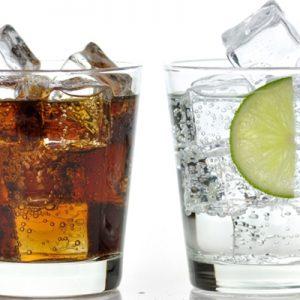 La polémica de las bebidas light