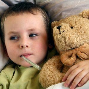 Cómo afecta la fiebre a niños con diabetes