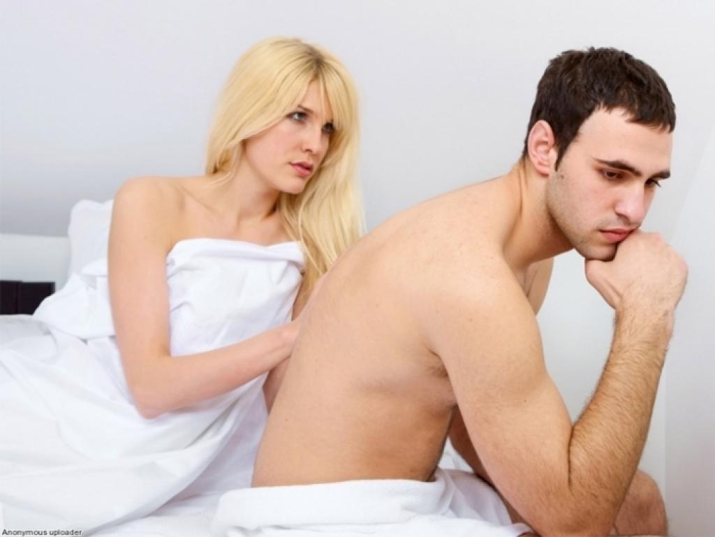 disfunción erectil