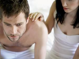 Los problemas sexuales masculinos más comunes
