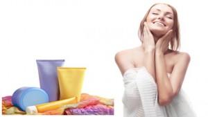 La importancia de hidratar la piel y usar cremas