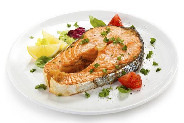 Omega 3 en el pescado