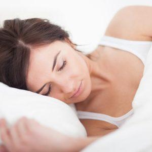 Como dormir mejor eliminando el bruxismo