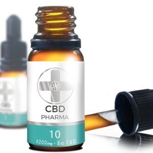 Combatiendo el estrés con aceite de CBD